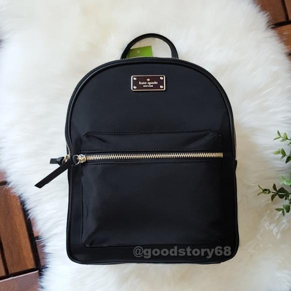 60d7d8757dd2 Kate Spade Wilson Road Small Bradley Backpack